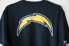 Camisa NFL Los Angeles Chargers '47 Fade Back Draft Store
