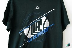 Camisa Majestic NBA Los Angeles Clippers T-Shirt Draft Store