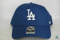 Boné MLB Los Angeles Dodgers '47 Brand CLEAN UP Draft Store