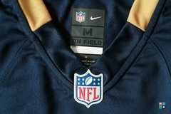 Camisa NFL Los Angeles Rams Jared Goff  Nike Game Jersey Draft Store