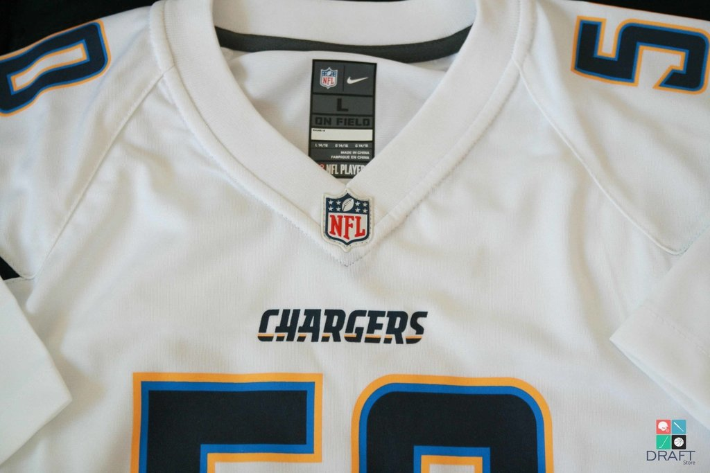 2c92fc63 Camisa NFL Manti Te'o Los Angeles Chargers Nike Youth Game Jersey