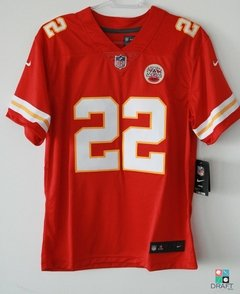 Camisa NFL Marcus Peters Kansas City Chiefs Nike Youth Limited Vapor Untouchable Jersey