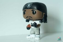Boneco NFL Marshawn Lynch Oakland Raiders Funko POP Figurine Draft Store