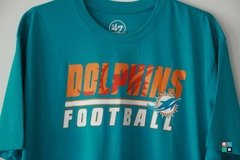 Camisa NFL Miami Dolphins '47 Fade Back Draft Store