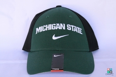 Boné College Michigan State Spartans Nike NCAA Wodmark Draft Store