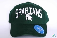 Boné College Michigan State Spartans Top of the World NCAA Snapback Draft Store