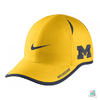 Boné College Michigan Wolverines Nike NCAA Dri Fit Draft Store