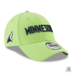 Boné NBA Minnesota Timberwolves New Era 9FORTY Statement