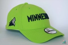 Boné NBA Minnesota Timberwolves New Era 9FORTY Draft Store