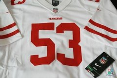 Camisa NFL NaVorro Bowman San Francisco 49ers Nike Youth Game Jersey Draft Store
