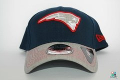Boné New England Patriots New Era NFL Heather 39THIRTY Draft Store