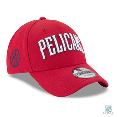 Boné NBA New Orleans Pelicans New Era 9FORTY Statement Draft Store