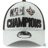 Boné New Orleans Saints New Era NFL Division Champ 9FORTY Draft Store
