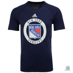 Camisa NHL New York Rangers ADIDAS Ultimate Practice T-Shirt Draft Store