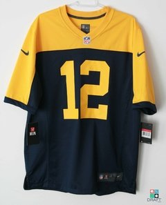 Camisa NFL Aaron Rodgers Green Bay Packers Nike Game Alternate Jersey - comprar online