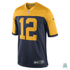 Camisa NFL Aaron Rodgers Green Bay Packers Nike Game Alternate Jersey Draft Store