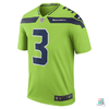 Camisa NFL Seattle Seahawks Russell Wilson Color Rush Legend Nike Jersey Draft Store