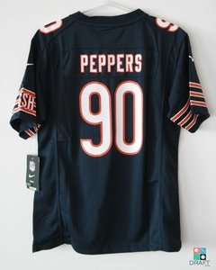 Camisa NFL Julius Peppers Chicago Bears Nike Youth Game Jersey (Azul) Draft Store