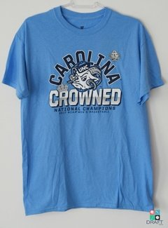 Camisa College North Carolina Tar Heels 2017 NCAA Basketball National Champions  Draft Store
