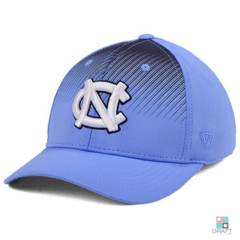 Boné College North Carolina Tar Heels Top of the World NCAA Draft Store