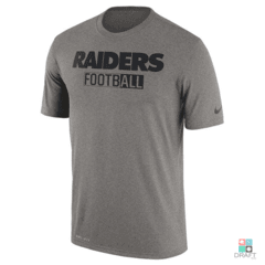 Camisa NFL Nike Oakland Raiders All Football T-Shirt Draft Store
