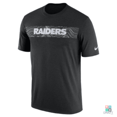 Camisa NFL Nike Oakland Raiders Legend On-Field T-Shirt Draft Store
