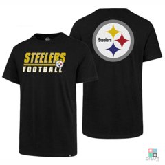 Camisa NFL Pittsburgh Steelers '47 Fade Back Draft Store