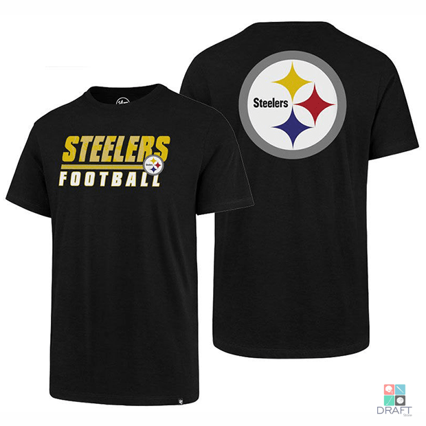 93a23b3f2 Camisa NFL Pittsburgh Steelers  47 Fade Back Draft Store