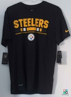 Camisa NFL Nike Pittsburgh Steelers Legend Staff T-Shirt Draft Store