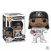 Boneco NFL Marshawn Lynch Oakland Raiders Funko POP Figurine - Color Rush Draft Store