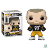 Boneco NFL T.J. Watt Pittsburgh Steelers Funko POP Figurine Draft Store