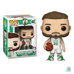 Boneco NBA Gordon Hayward Boston Celtics Funko POP Figurine Draft Store