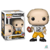 Boneco NFL Terry Bradshaw Pittsburgh Steelers Funko POP Figurine Draft Store
