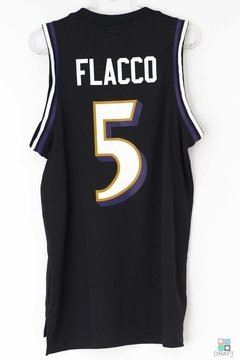 Regata NFL Baltimore Ravens Adulto Joe Flacco Nike Tank Top Jersey Draft Store