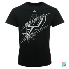 Camisa Majestic NBA San Antonio Spurs T-Shirt Draft Store