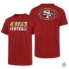 Camisa NFL San Francisco 49ers '47 Fade Back Draft Store