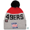 Gorro NFL San Francisco 49ers New Era Super Bowl XXIV On The Fifty Draft Store