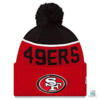 Gorro NFL San Francisco 49ers New Era Draft Store