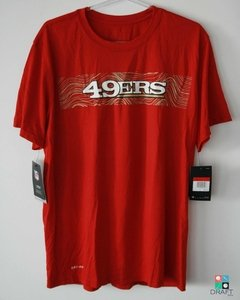Camisa NFL San Francisco 49ers Nike Legend On-Field Dri-Fit Draft Store