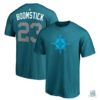 Camisa MLB Seattle Mariners Nelson Cruz Majestic Name & Number Draft Store