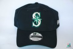 Boné Seattle Mariners New Era MLB Perf Pivot 9TWENTY Draft Store