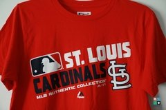 Camisa MLB St Louis Cardinals Majestic Staff Draft Store