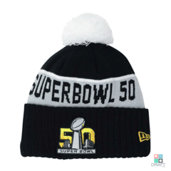 Gorro NFL Super Bowl 50 New Era (Denver Broncos) Draft Store
