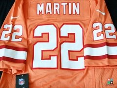Camisa NFL Doug Martin Tampa Bay Buccaneers Nike Game Alternate Jersey Draft Store