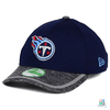 Boné Tennessee Titans New Era NFL Training Camp 39THIRTY Draft Store
