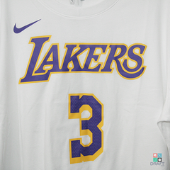Camisa NBA Los Angeles Lakers Anthony Davis Nike Dri-Fit Draft Store