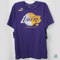 Camisa NBA Los Angeles Lakers Nike Dri-Fit Draft Store