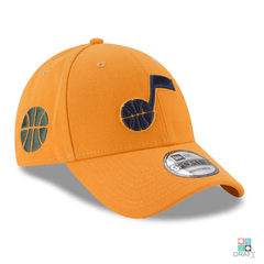 Boné NBA Utah Jazz New Era 9FORTY Statement Draft Store