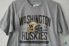 Camisa College Washington Huskies Peach Bowl Draft Store