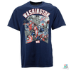 Camisa NBA Washington Wizards MARVEL Comic Shatter T-Shirt Draft Store